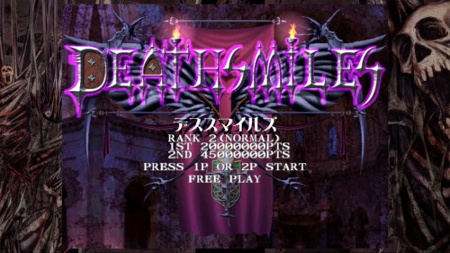 Death Smiles [First Print Limited Edition]