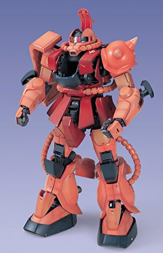 Image 1 for Kidou Senshi Gundam - MS-06S Zaku II Commander Type Char Aznable Custom - PG - 1/60 (Bandai)