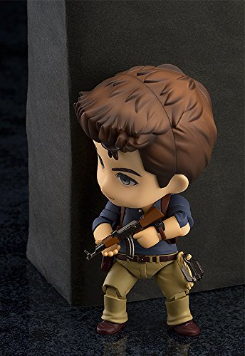 Uncharted 4 A Thief S End Nathan Drake Nendoroid 698 Adventure