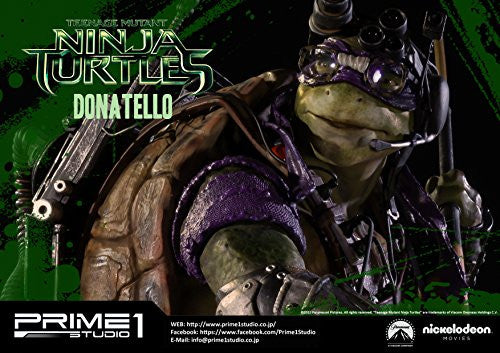 Image 8 for Teenage Mutant Ninja Turtles (2014) - Donatello - Museum Masterline Series MMTMNT-03 - 1/4 (Prime 1 Studio)