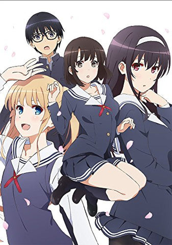 Image for Saenai Heroine no Sodatekata: Blessing Flowers [Limited Edition]