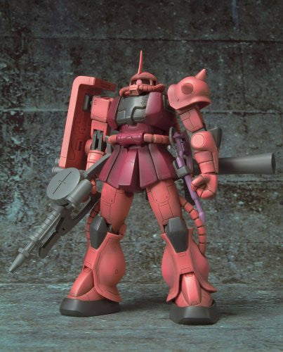 Image 3 for Kidou Senshi Gundam - MS-06S Zaku II Commander Type Char Aznable Custom - Extended Mobile Suit in Action!! (Bandai)