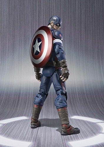 Image 8 for Avengers: Age of Ultron - Captain America - S.H.Figuarts (Bandai)