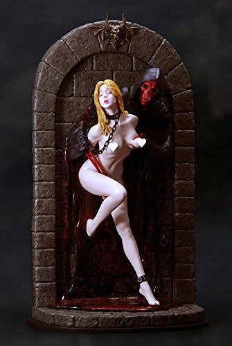 Image 3 for Shungo Yazawa Original Figure Series - Hell Seducer - 1/6 - Blonde ver. (Blackberry)
