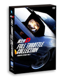 Thumbnail 2 for Kashira Moji Initial D Full Throttle Collection Fourth Stage Vol.1 [2DVD+CD]