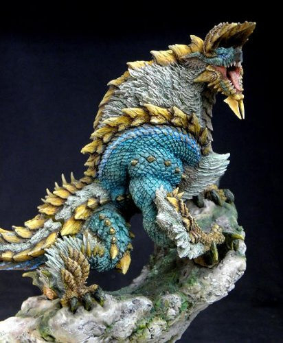Image 3 for Monster Hunter Capcom Figure Builder Creators Model Jinouga (Capcom)