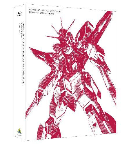 Image 4 for Mobile Suit Gundam Seed Destiny Hd Remaster Blu-ray Box Vol.1
