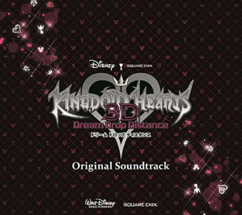 Image 1 for KINGDOM HEARTS Dream Drop Distance Original Soundtrack