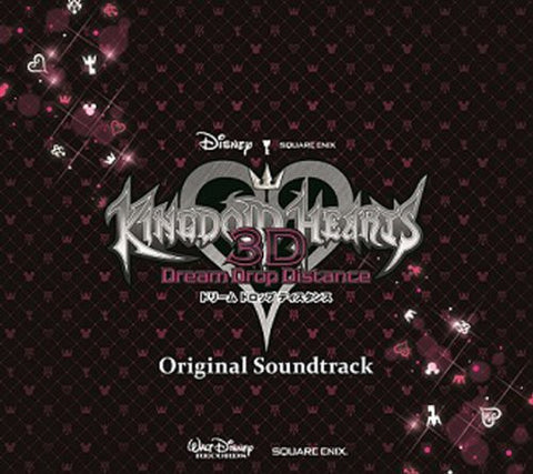 Image for KINGDOM HEARTS Dream Drop Distance Original Soundtrack