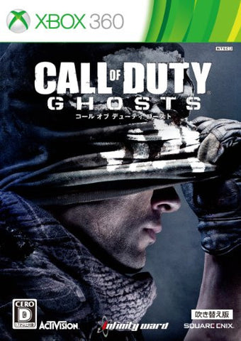 Image for Call of Duty: Ghosts Dubbed Version [Best Price Version]