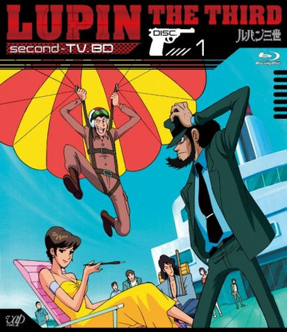 Image for Lupin The Third Second TV. 1