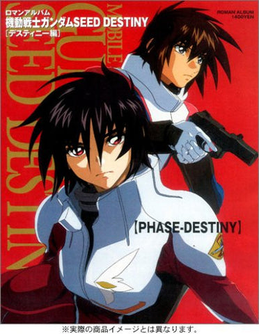 Image for Gundam Seed Destiny Hen Roman Album Art Book