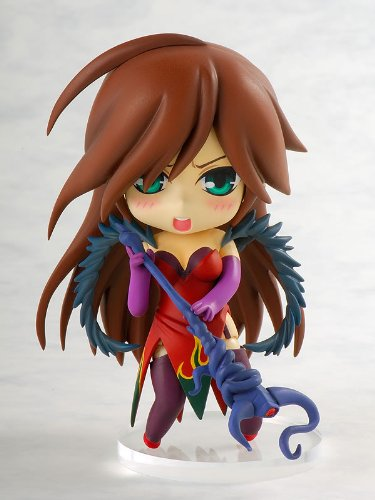 Image 4 for Queen's Blade - Nyx - Nendoroid - 169a (FREEing Good Smile Company)