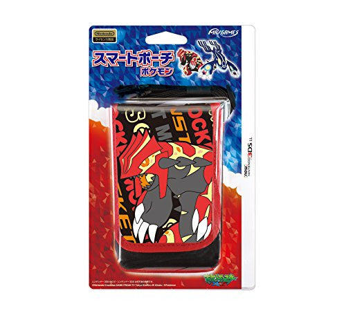 Image 1 for Pokemon Smart Pouch (Genshi Groudon)