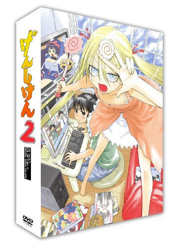 Image 1 for Genshiken 2 DVD Box