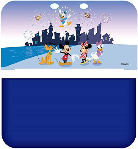 Image 2 for Soft Cover for New Nintendo 3DS LL (Mickey & Friends)