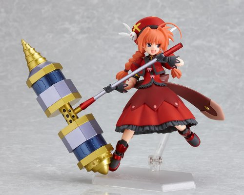 Mahou Shoujo Lyrical Nanoha StrikerS - Vita - Figma - Battle Jacket - 052 (Max Factory)