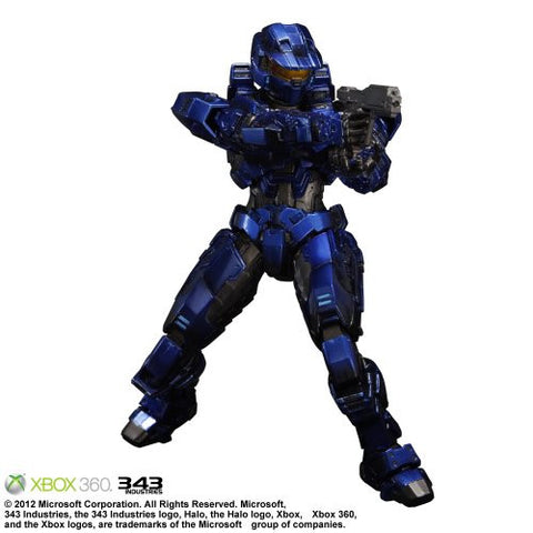 Image for Halo: Combat Evolved - Spartan Mark V - Play Arts Kai - Blue (Microsoft Square Enix)