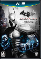 Batman: Arkham City Armored Edition [First-Print Edition w/ Steelbook]