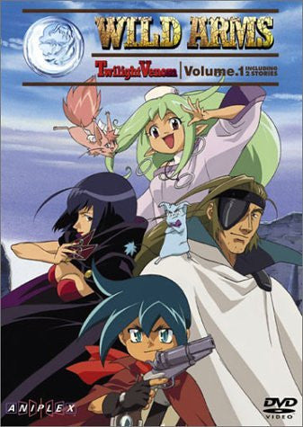 Image 1 for Wild Arms TV Vol.1