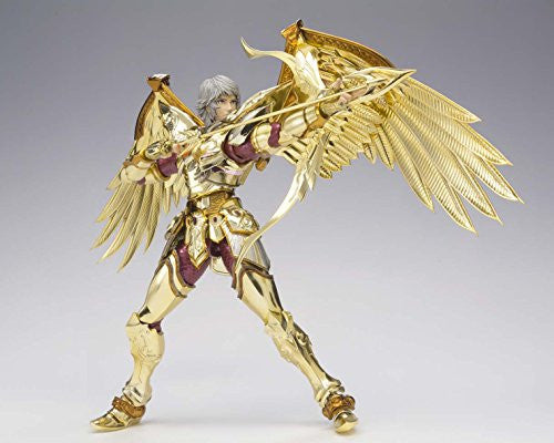 Image 8 for Saint Seiya: Legend of Sanctuary - Sagittarius Aiolos - Saint Cloth Legend (Bandai)
