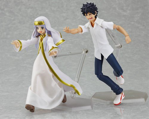 Image 6 for To Aru Majutsu no Index - Index Librorum Prohibitorum - Figma - 117 (Max Factory)