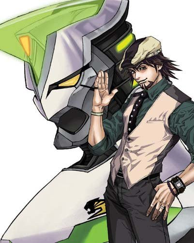 Image 2 for Tiger & Bunny 1 [Blu-ray+CD Limited Edition]