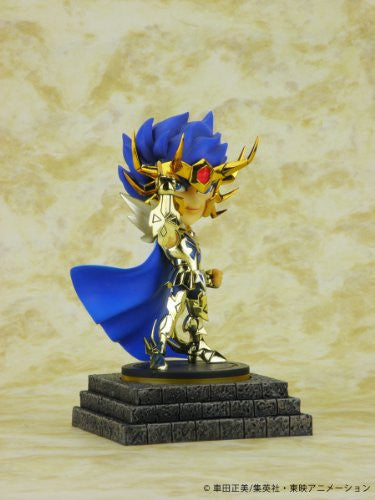 Image 3 for Saint Seiya - Cancer Death Mask - Cosmos Burning Collection - Deformed (Kidslogic, Yamato)