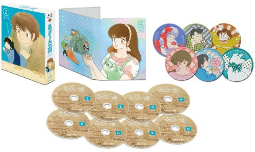 Image 1 for Maison Ikkoku Blu-ray Box Vol.2 [Limited Edition]