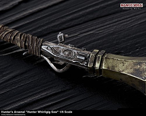Image 7 for Bloodborne - Karyuudo - Hunter's Arsenal - Hunter Whirligig Saw - 1/6 (Mamegyorai, Gecco)