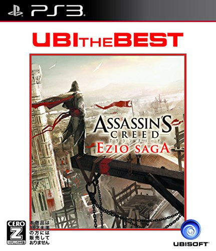 Image 1 for Assassin's Creed Ezio Saga (UBI the Best)