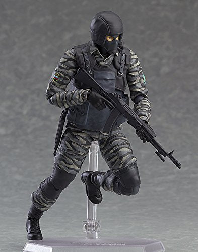 Image 6 for Metal Gear Solid 2: Sons of Liberty - Figma #298 - Gurlukovich Army Soldiers (Max Factory)