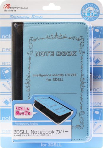 Image 1 for Notebook Cover for 3DS LL (Nostalgia)