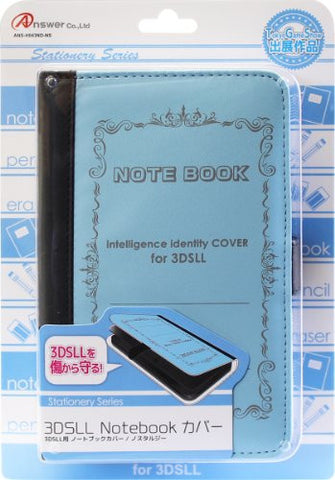 Image for Notebook Cover for 3DS LL (Nostalgia)