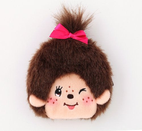 Image 2 for Monchhichi Japan E Mook Book And Purse Pouch Mirror