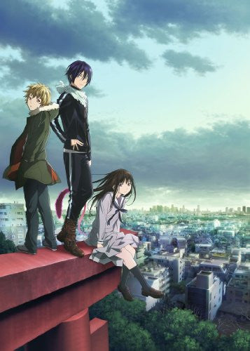 Image 2 for Noragami Vol.3 [Blu-ray+CD Limited Edition]