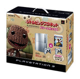 Thumbnail 2 for PlayStation3 Console (HDD 80GB LittleBigPlanet Dream Box) - Satin Silver