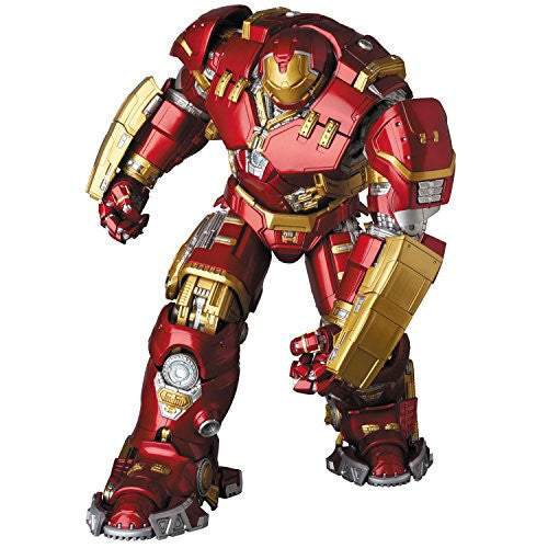 Image 1 for Avengers: Age of Ultron - Hulkbuster - Mafex No.020 (Medicom Toy)