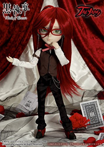 Image 6 for Kuroshitsuji ~Book of Circus~ - Grell Sutcliff - Pullip (Line) - TaeYang T-255 - 1/6 (Groove)