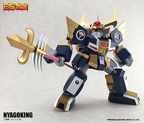 Image 8 for Kyatto Ninden Teyandee - Nyagoking - ES Gokin (Action Toys, Art Storm)