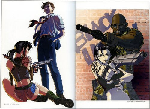 Image 2 for Black Lagoon   Barrage   Rei Hiroe Artworks