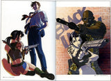 Thumbnail 2 for Black Lagoon   Barrage   Rei Hiroe Artworks