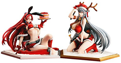Image 1 for Senjou no Valkyria Duel - Juliana Eberhardt - Selvaria Bles - 1/7 - X'mas Party Set