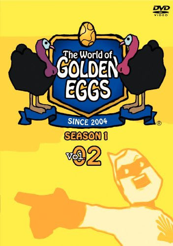Image 1 for The World of Golden Eggs Season 1 Vol.02