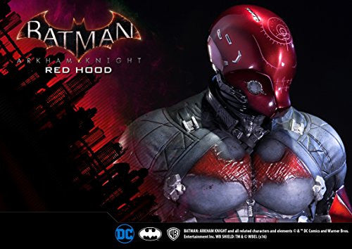 Image 5 for Batman: Arkham Knight - Red Hood - Museum Masterline Series MMDC-09 (Prime 1 Studio)
