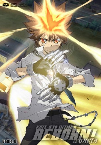 Image 1 for Katei Kyoshi Hitman Reborn Vs Barrier Hen Battle.8