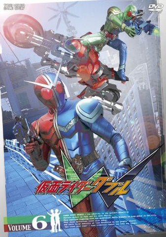 Image for Kamen Rider Double W Vol.6