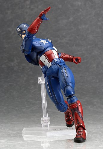 Image 4 for The Avengers - Captain America - Figma #226 (Max Factory)