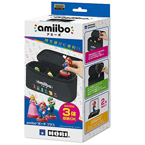 Image for amiibo Pouch Plus