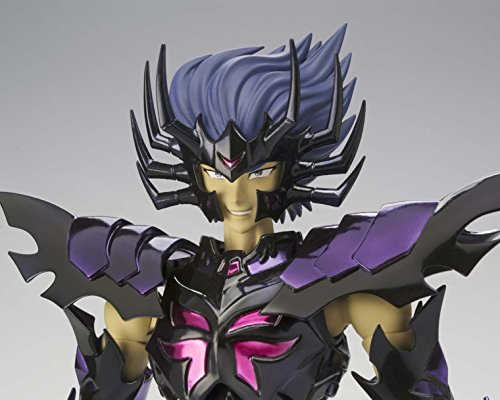 Image 3 for Saint Seiya - Cancer Death Mask - Myth Cloth EX - Hades Specter Surplice (Bandai)